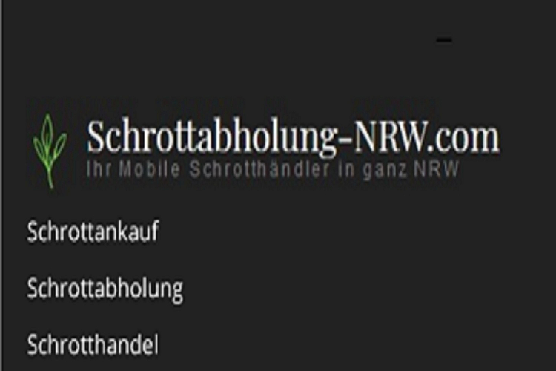 schrottabholung-nrw.com Cover Foto