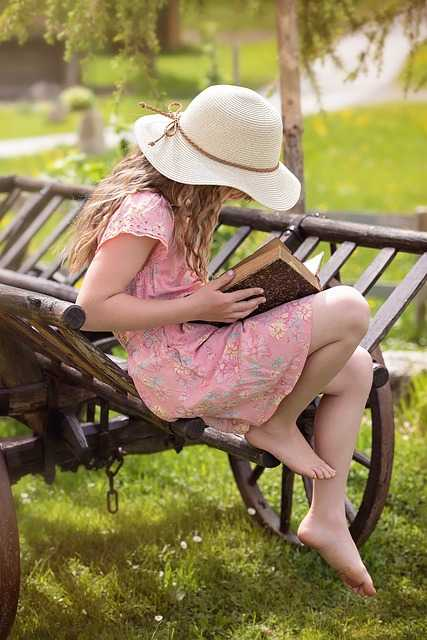 Lesen ist gut für Ihr Kind