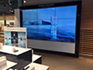 Travel Retail Norway modernisiert mit großflächiger Videowand
