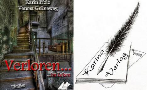 Ein Thriller mit Gänsehautgarantie ist Buch der Woche im Karina-Verlag
