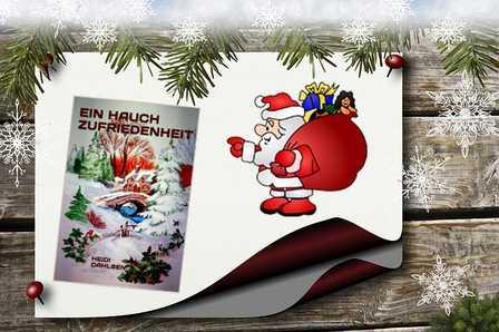 Weihnachtstipp: Ein Hauch Zufriedenheit (Alles wird gut ...)
