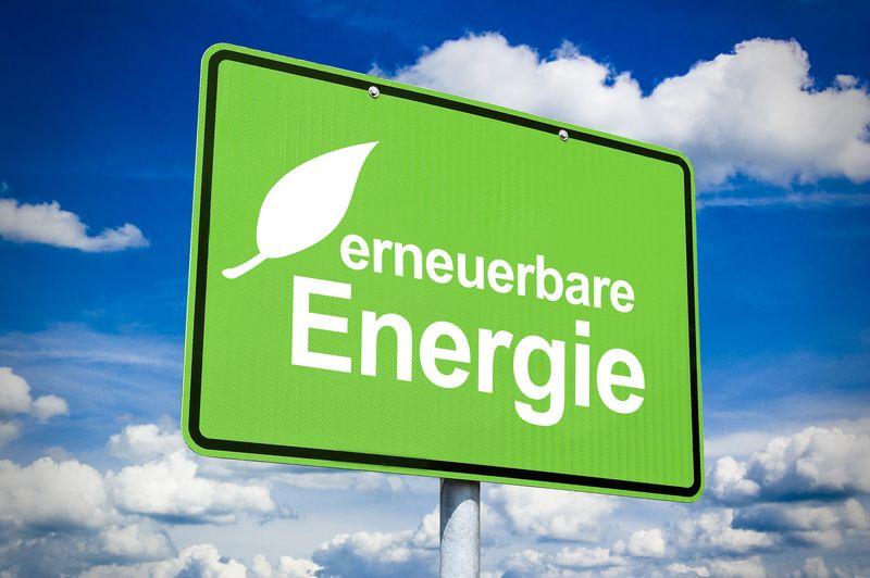 Mehrheit sieht erneuerbare Energien positiv