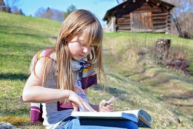 Lesen ist für Kinder ein Weg zur Kultur