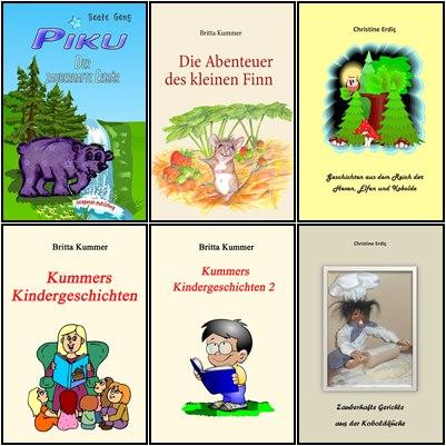 Kinderbücher von Books on Demand (BoD)