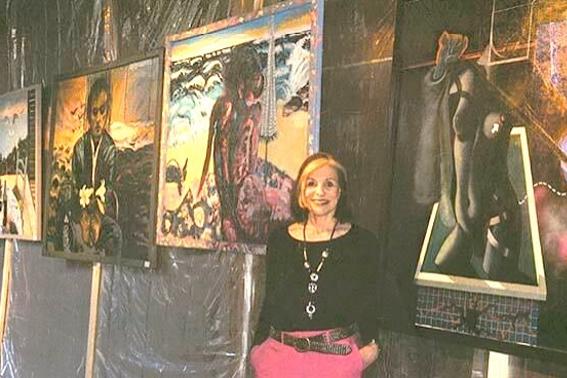 Marlene Neckermann: Kunst als Passion