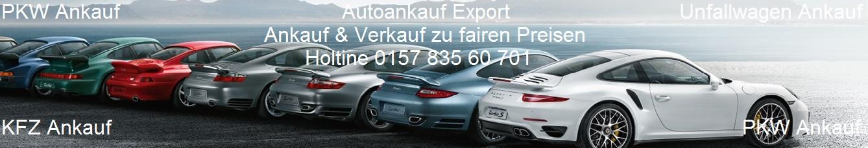 Autoankauf Classic PKW Ankauf Gebrauchtwagen Unfallwagen Ankauf
