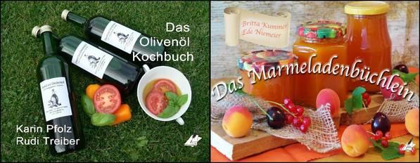 Schmackhaftes aus dem Karina-Verlag