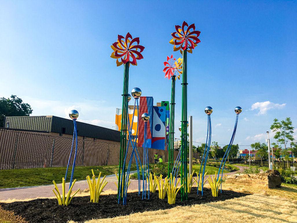 Neuer Kulturpfad in Hagerstown / Maryland schärft Profil als Kunst-Destination