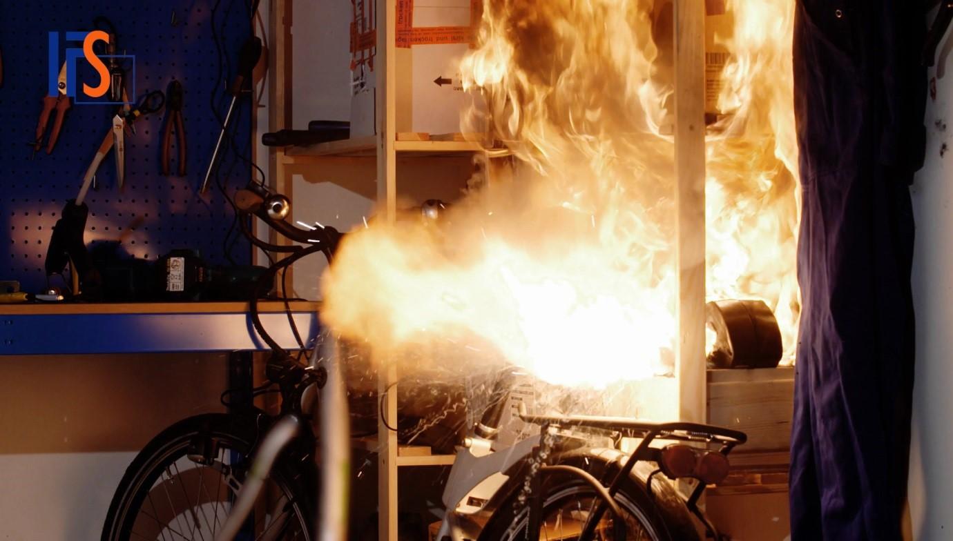 Brandgefahren: Elektrizität ist Brandverursacher Nummer 1