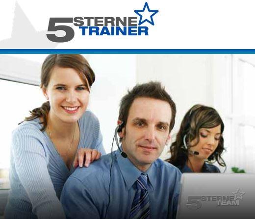 5 Sterne Trainer: Weiterbildung auf höchstem Niveau