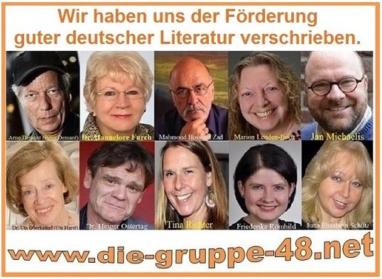 Literaturkenner und Schriftsteller der Gruppe 48