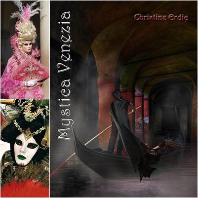 "Auszug aus dem Buch ""Mystica Venezia"" von Christine Erdiç"