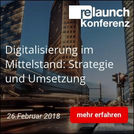 Relaunch Konferenz - Digitale Transformation