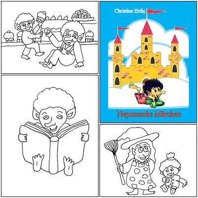 Buchtipp: Nepomucks Märchen von Christine Erdiç