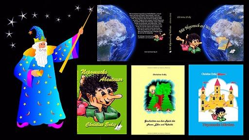 Der Zauber der Kinderbücher