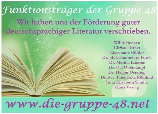 Funktionsträger der Gruppe 48 (Deutsche Literatur)