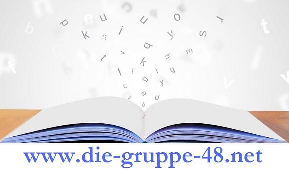 Gruppe 48 und seine Richtlinien (Literaten-Vereinigung)