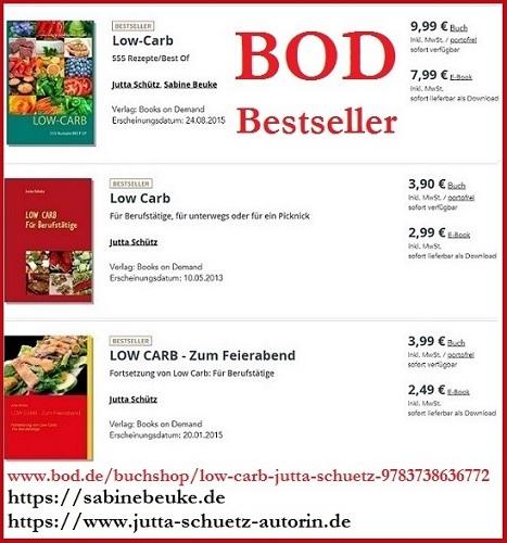 LOW CARB Bestseller
