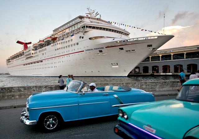Carnival Cruise Line mit noch mehr Havanna-Anläufen – 2019/20 steuern insgesamt fünf Schiffe Kuba an – Auch Übernachtauf
