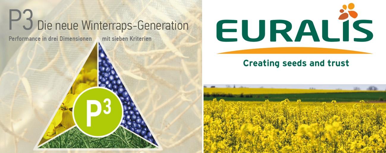 P3 Die neue Winterraps-Generation EURALIS