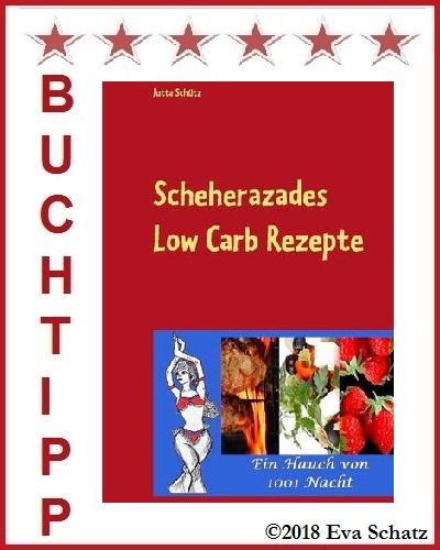 Buchtipp: Scheherazades Low Carb Rezepte