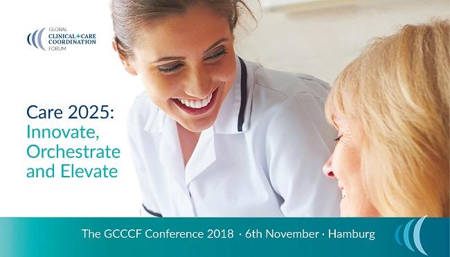 Care 2025: Konferenz des Global Clinical + Care Coordination Forum am 6. November in Hamburg