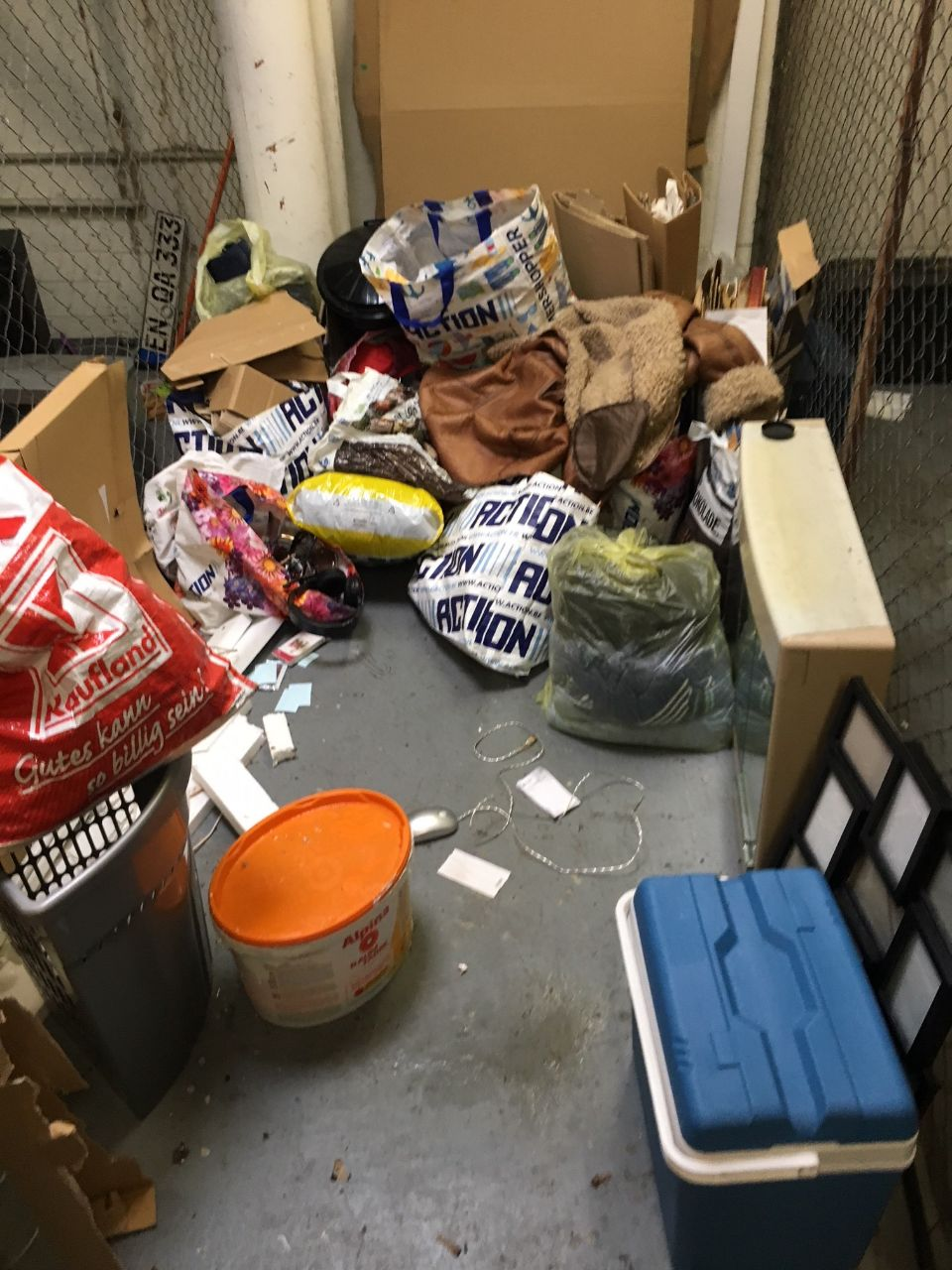 Keller und Garage Entrümpeln