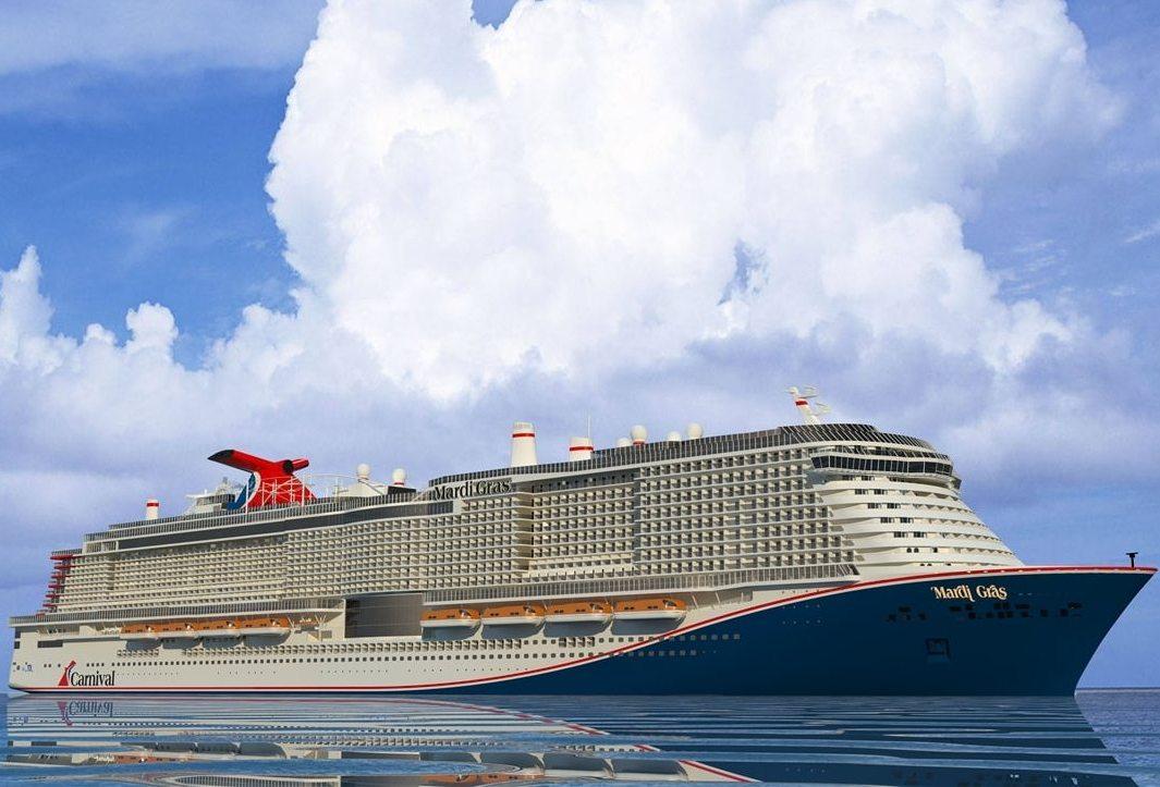 Mardi Gras 2.0 – Carnival nennt Neubau wie das Ur-Schiff