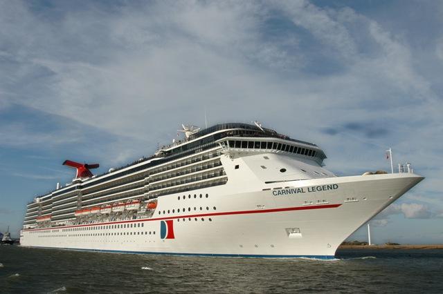 Mehr Europa denn je – Carnival Cruise Line schickt die Carnival Legend in die Alte Wel