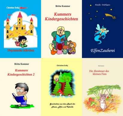 Kinderbücher haben ihren ganz eigenen Zauber
