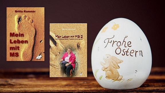 Geschenkidee zu Ostern: Mein Leben mit MS