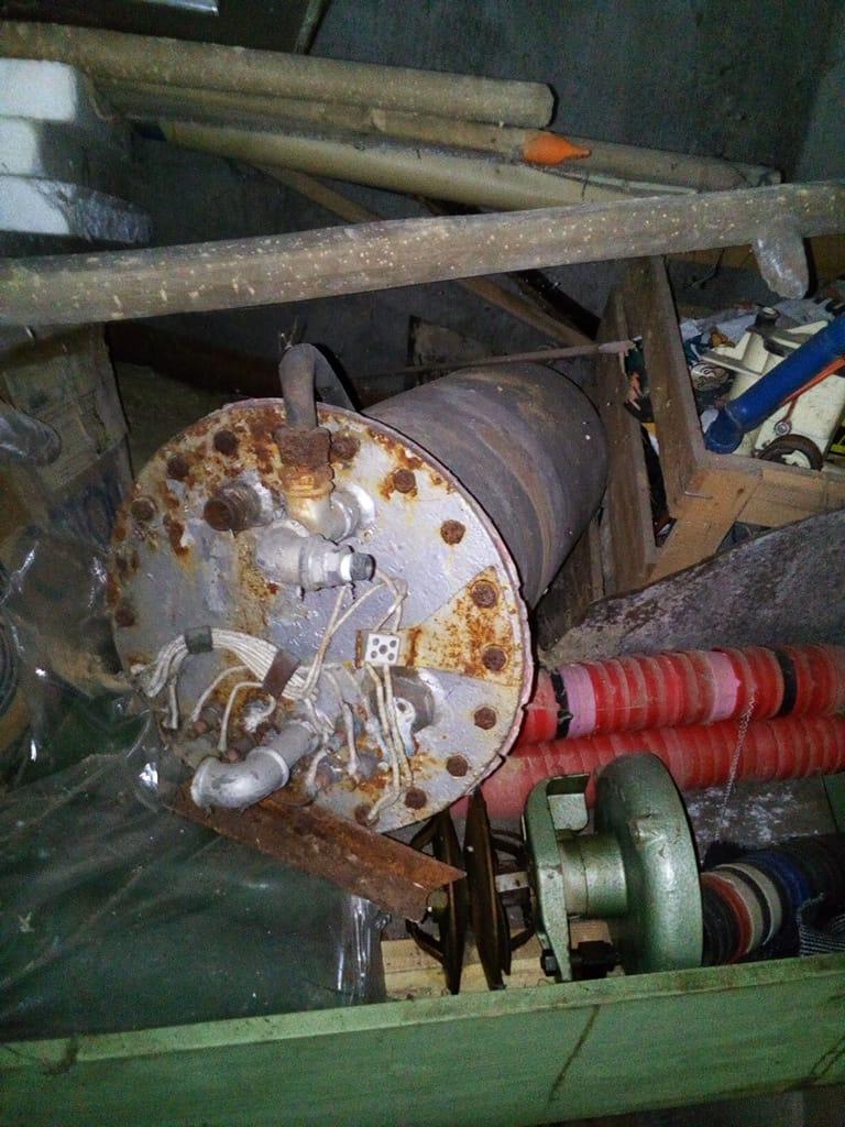 Industriedemontage - Schrottdienst - Altmetall Ankauf