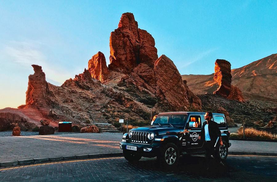 """Change The Way"" mit Hard Rock Hotel Tenerife und Hard Rock Hotel Ibiza"