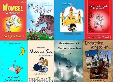Bücherzauber für große und kleine Leseratten