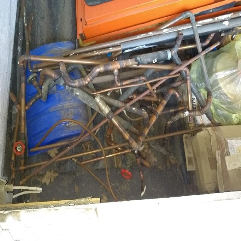 Schrottabholung Oberhausen Recycling heutzutage