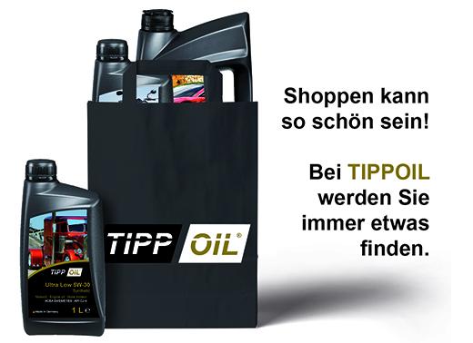 TIPP OIL auf Erfolgsleiter setzt neue Maßstäbe Weltweit
