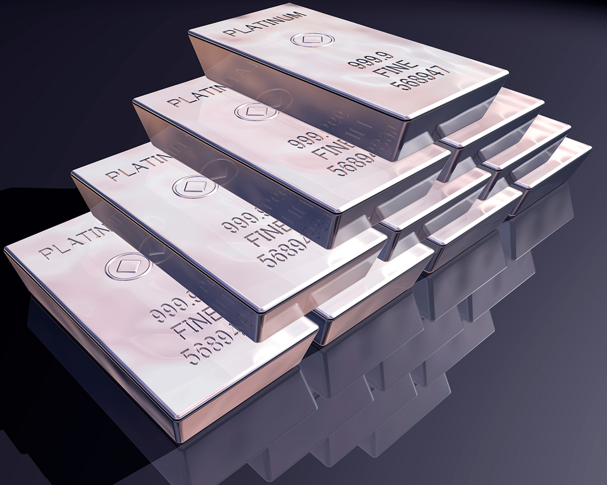 Erholt sich der Platin-Preis?