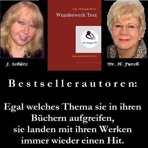 Bestsellerautorinnen Dr. Hannelore Furch und Jutta Schütz
