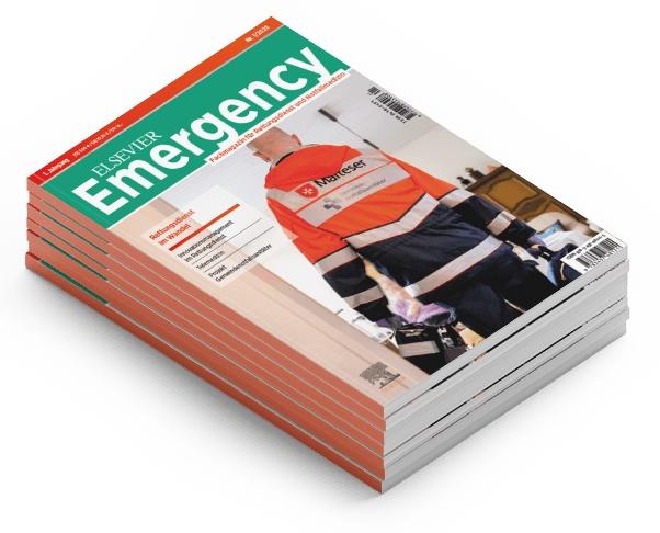 ELSEVIER Emergency Fachmagazin - Jetzt neu bei Elsevier!