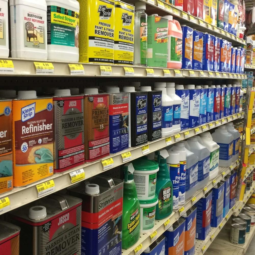 Skandal: Im Baumarkt kann man legal die Grundstoffe für K.-o.-Tropfen kaufen