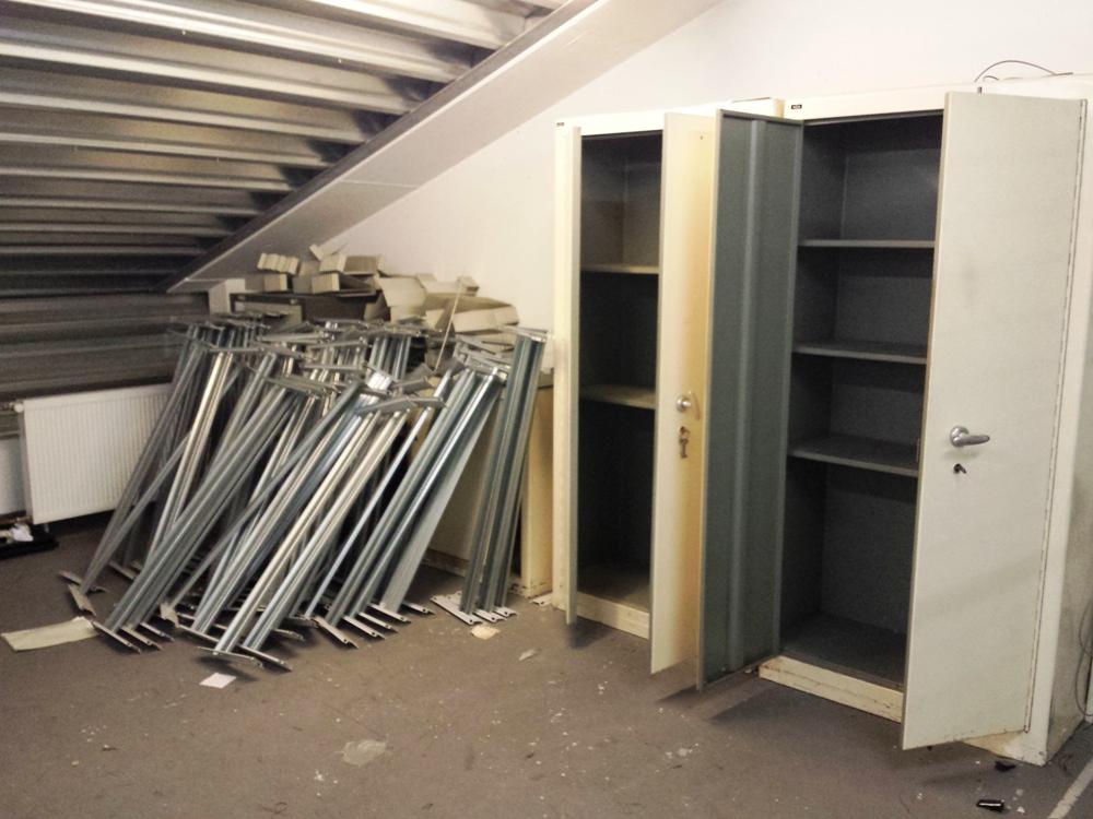 Keller und Garage Entrümpeln lasen durch Entrümpler