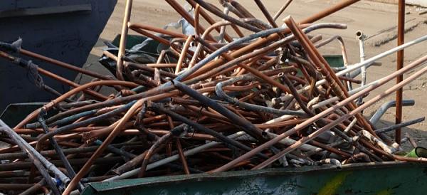 Schrotthandel Schrott und Altmetall Ankauf in Dorsten und Umgebung