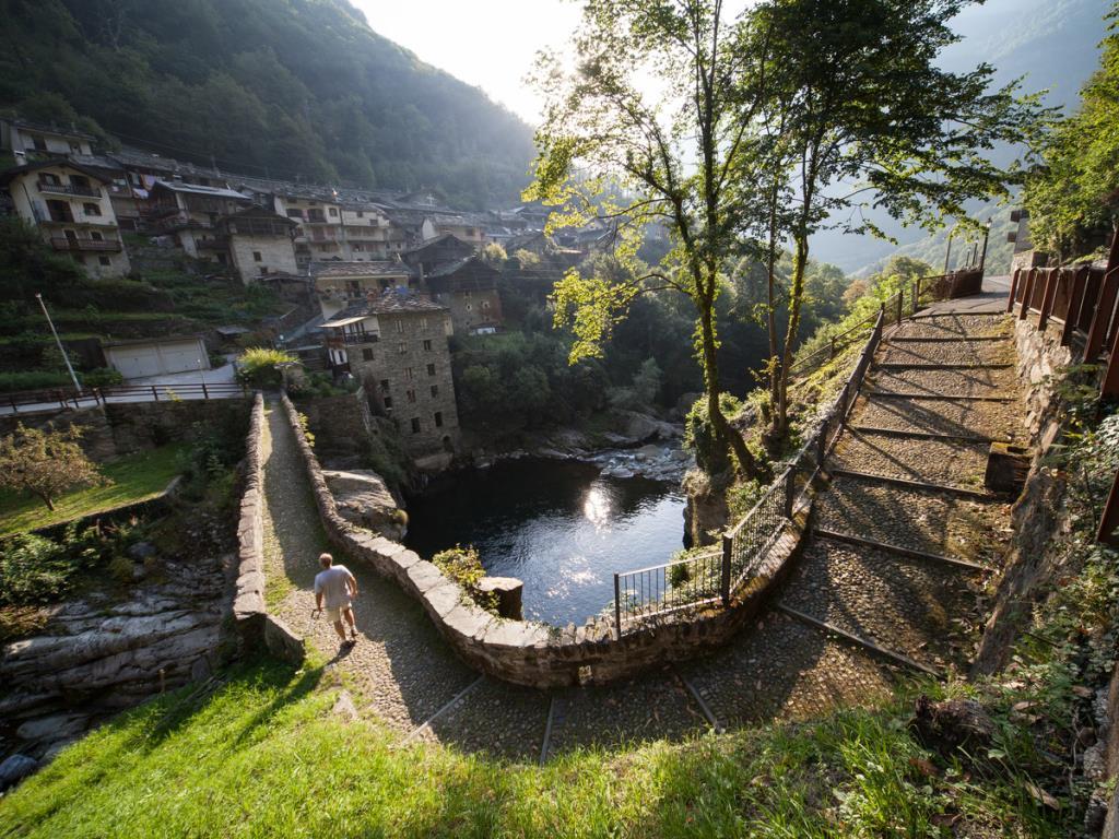 Von analog bis 360° virtuell: Zeitreise auf dem Cammino Balteo