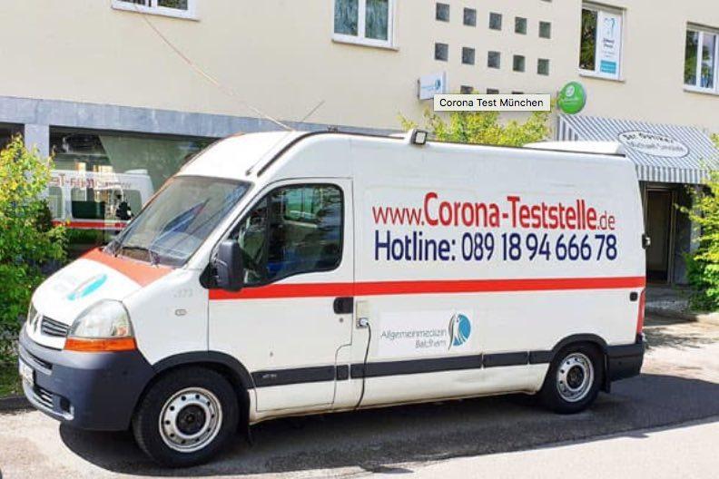 Arzt in München: Warum ein Corona Test Sinn machen kann