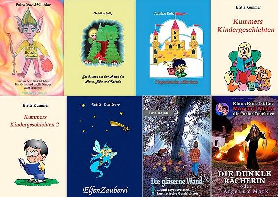 Lesestoff für Kinder - zauberhaft und spannend