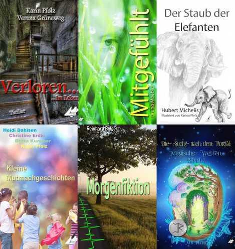 Versandkostenfrei direkt beim Karina-Verlag bestellen