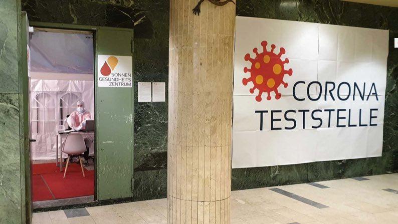 Corona Test für Jedermann - in München testen lassen