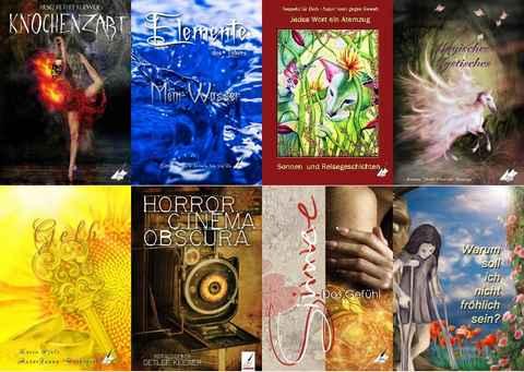 Möchten Sie eine große Bandbreite an Geschichten in nur einem Buch?
