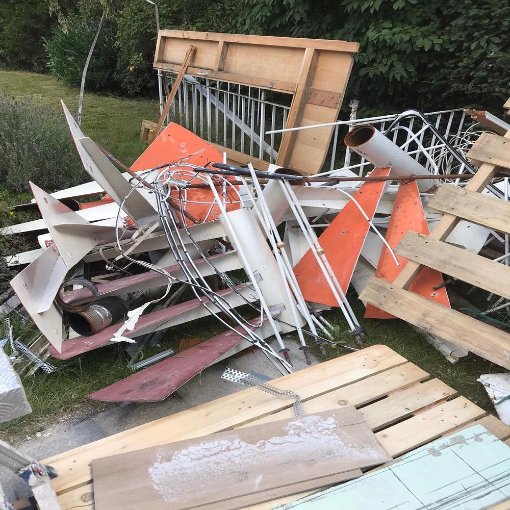 Schrottabholung Recklinghausen – wertvolles Altmetall verkaufen