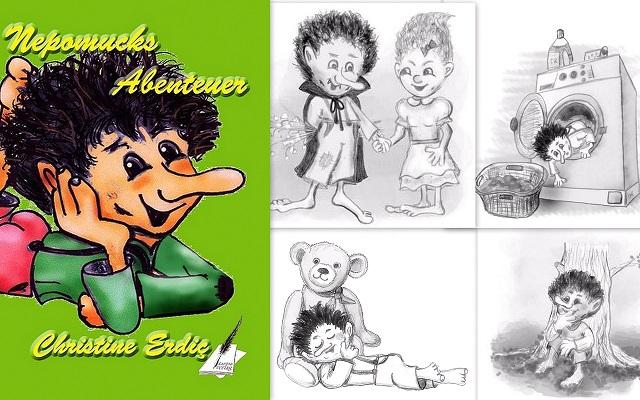 Lustige Kobold-Geschichten für Kinder
